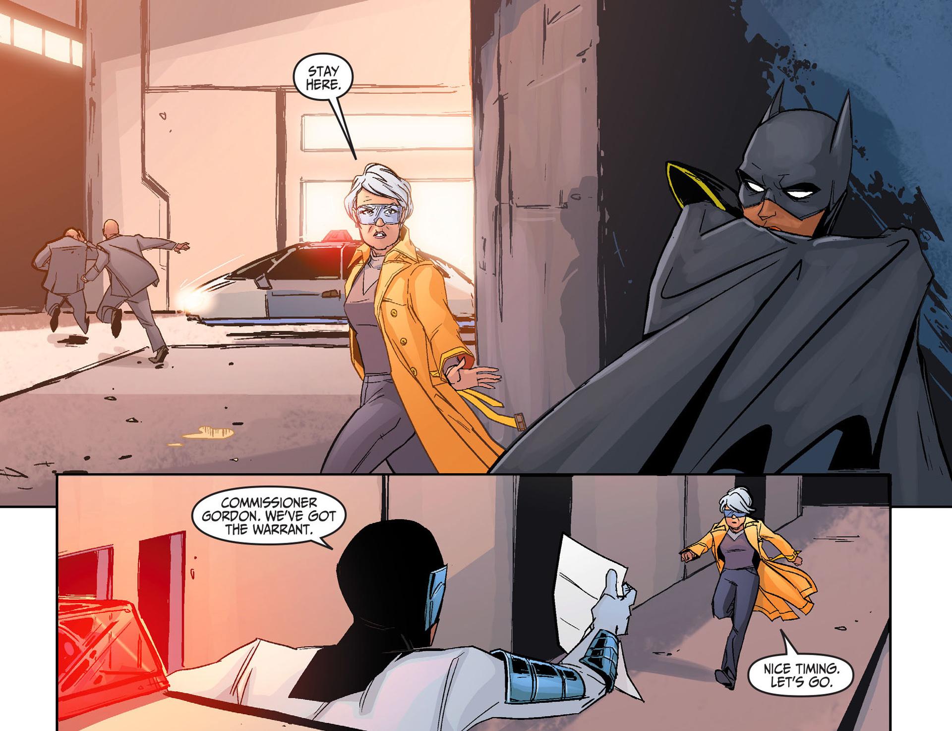 Batman Beyond (2012) Issue #29 #29 - English 9