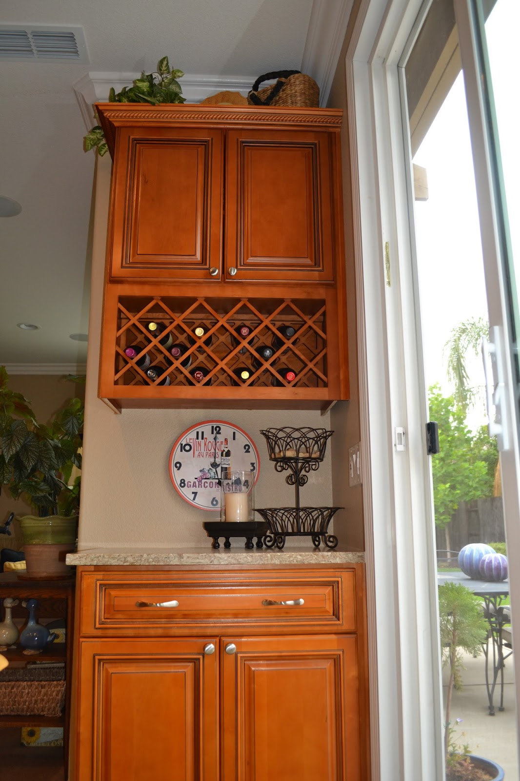 The charming Corner kitchen pantry makeover digital photography