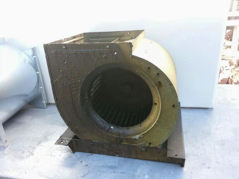 Tubos de chimenea instalar tubos y conductos chimeneas - Ruido extractor cocina ...