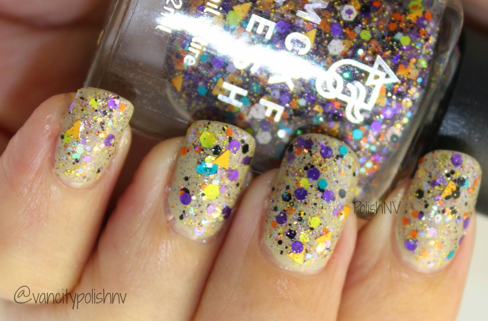mckfresh nail attire witchy tutu swatches