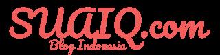 SUAIQ - Blog Indonesia: Informasi Seputar Teknologi.