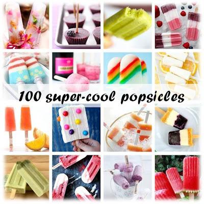 100 super-cool popsicles
