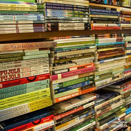 Mis libros son de