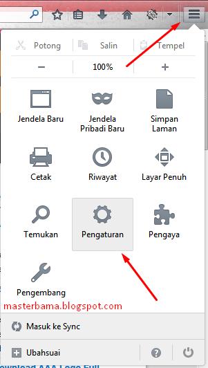 Cara Mengganti Proxy Pada Browser Mozilla Firefox