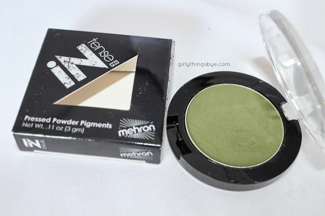 mehron intense pressed powder pigments, girly things by *e*