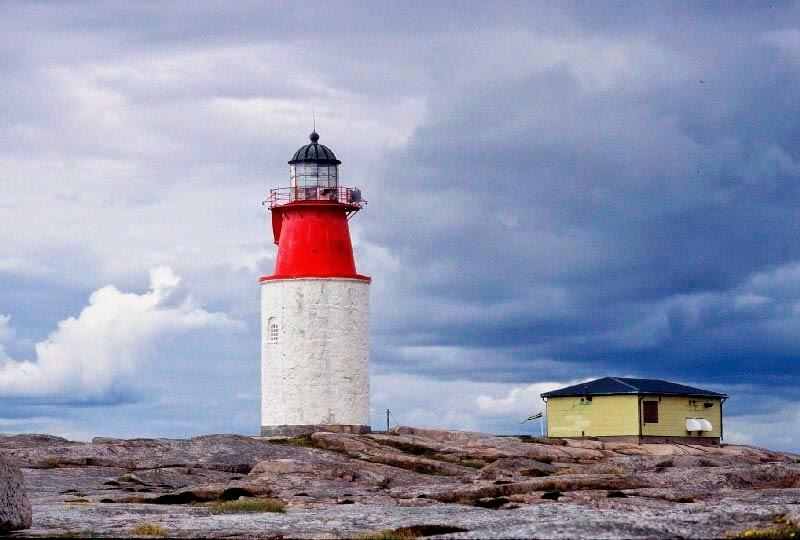 Phare de Hållö (Suède)