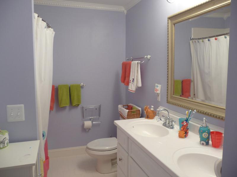 Decoracion Styles: Diseño de cuartos de baño para niños