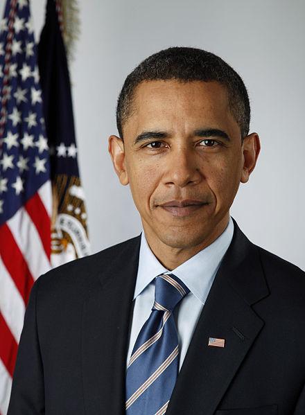 Obama Presiden Amerika Serikat (AS)