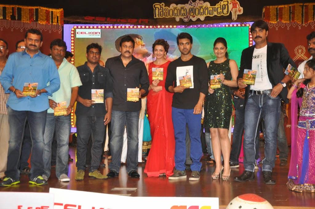 Govindudu Andarivadele Audio Release photos-HQ-Photo-1