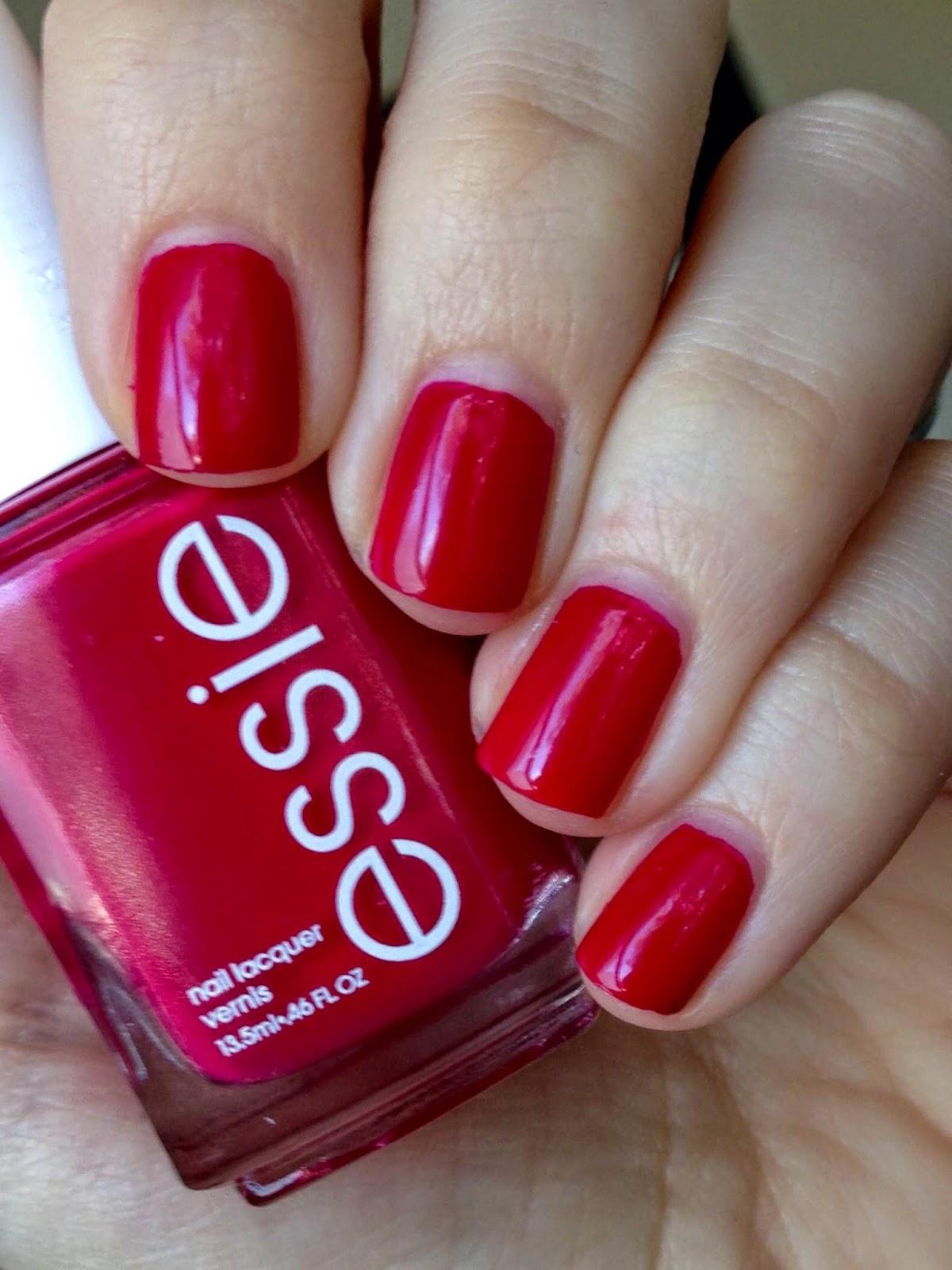 Short \'n Chic: Essie Plumberry
