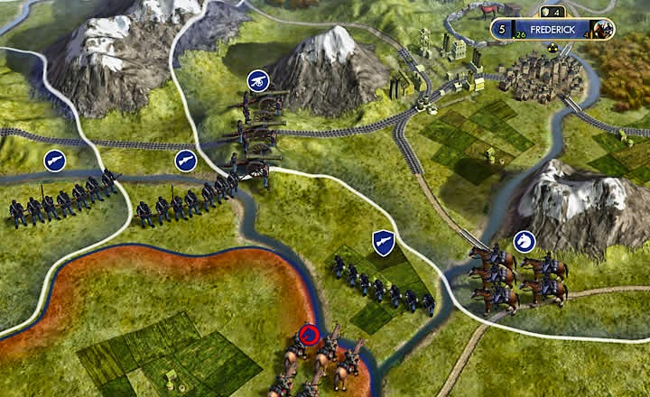 SID Meiers Civilization V Brave New World PC game