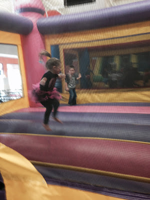 Jumpin', Fort Collins Colorado Rock Star birthday party www.thebrighterwriter.blogspot.com
