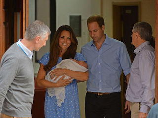 Kate Middleton and Prince William Baby Boy