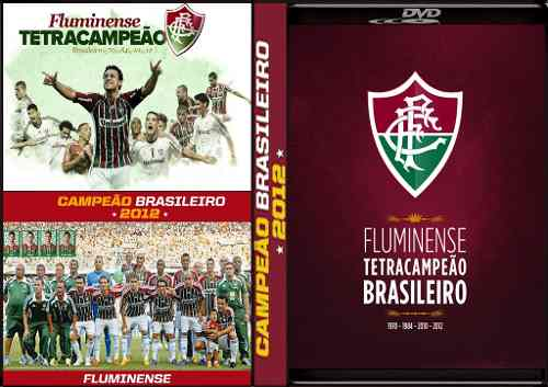 Fluminense Tetra Campeão DVDRip XviD Nacional dvd fluminense campeo brasileiro 2012 frete gratis brasil MLB O 3388156074 112012
