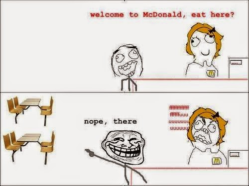 Welcome to McDonald