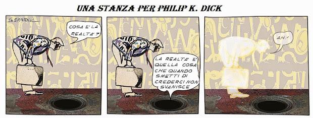 Una stanza per Philip K. Dick