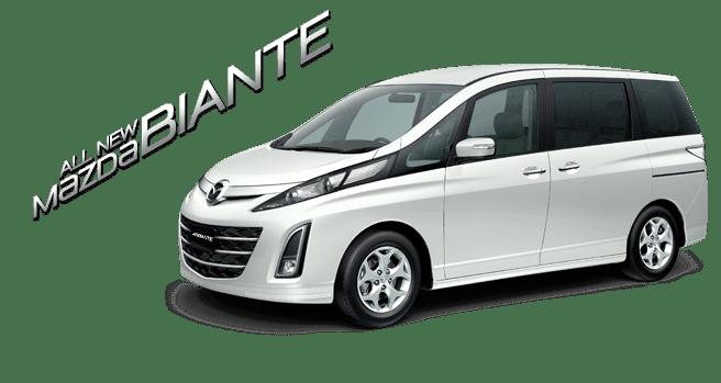 TEST DRIVE MAZDA BIANTE