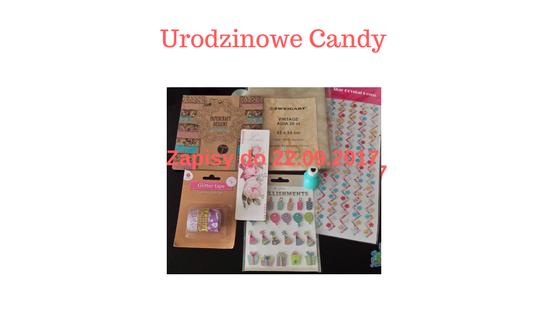 Urodzinowe candy w Przystani Miryam