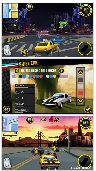 Gameloft Driver San Francisco 1.1.3 Android APK