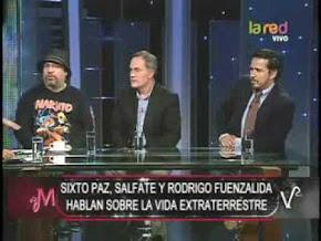 Sixto Paz, Salfate y Rodrigo Fuenzalida .