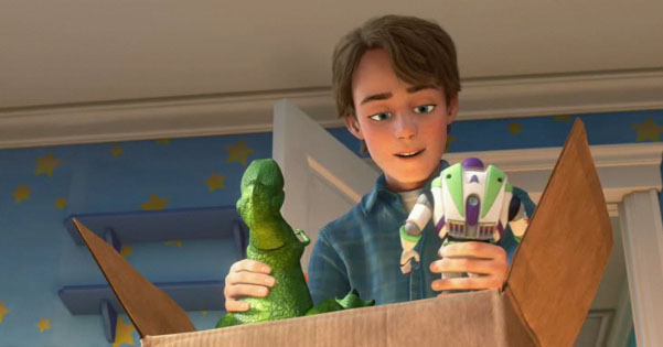 Disney Toy Story 4 Andy : Things you ll do in the first days of summer