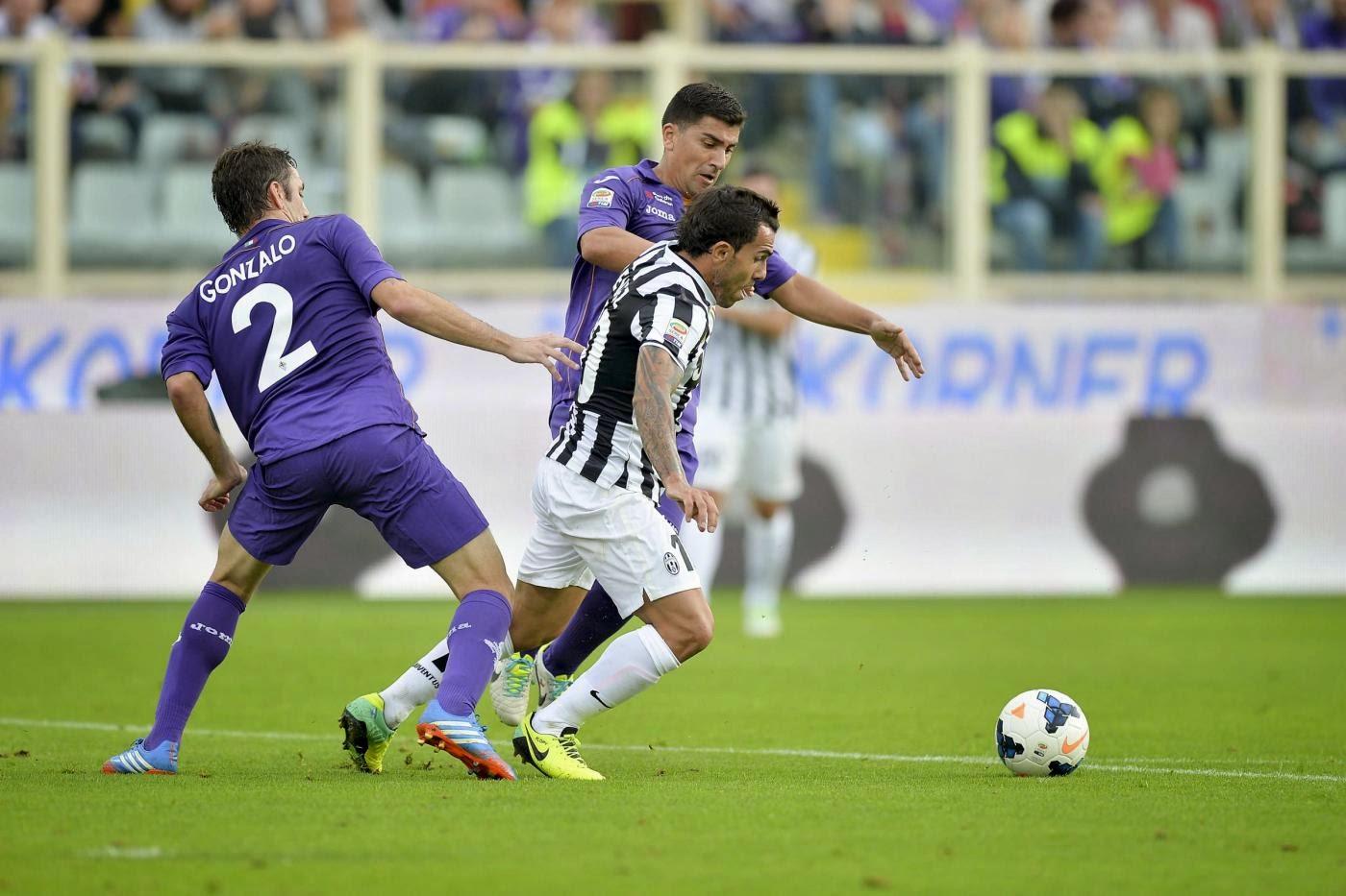 Prediksi Fiorentina vs Juventus