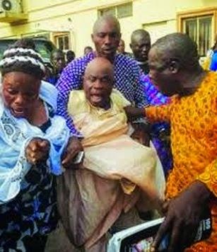 PDP SW Secretary who was beaten black & Blue 47