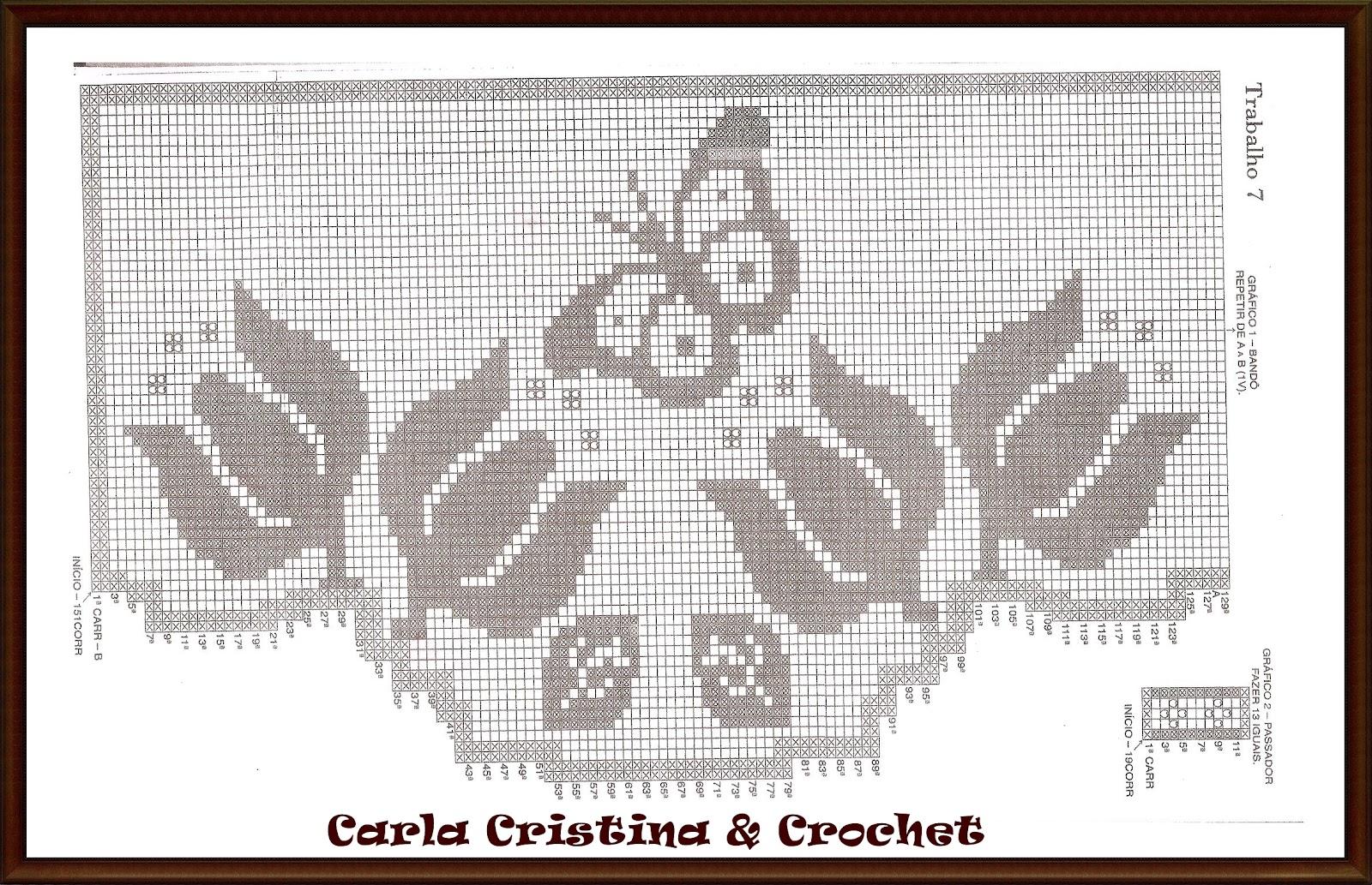 Grafico De Cortina De Croche Para Cozinha Oppenau Info