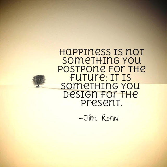 Jim Rohn about Happiness