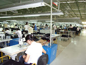 Large Scale Production with automated sewing machines