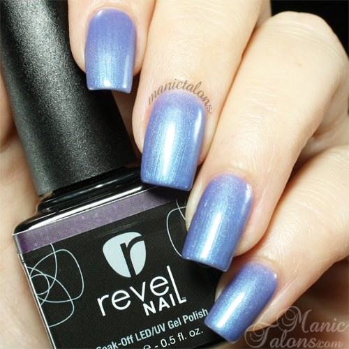 Revel Nail Hysteria Swatch