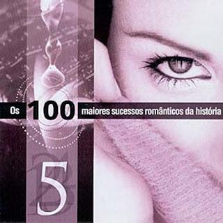 CD Os 100 Maiores Sucessos Românticos da História - CD 5