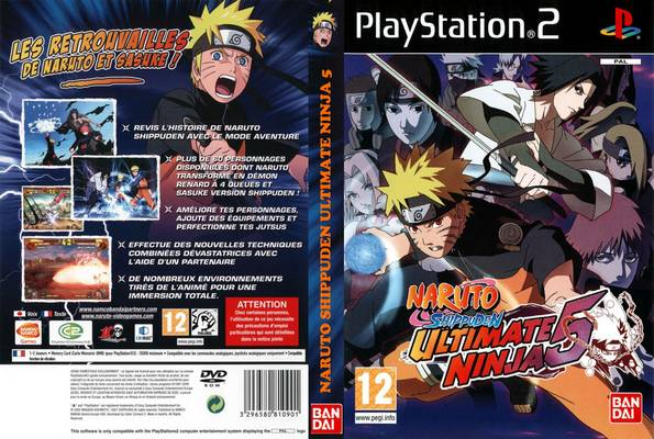 Cheat & Tips Naruto Shippuden : Ultimate Ninja 5 PS2 | Rivaldy'C ...