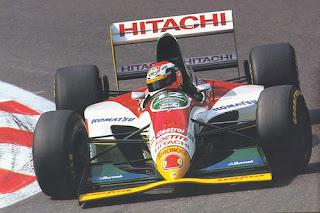 Lotus (clássica), equipe histórica de Formula 1 de 1993 - by 43parcferme.blogspot.com
