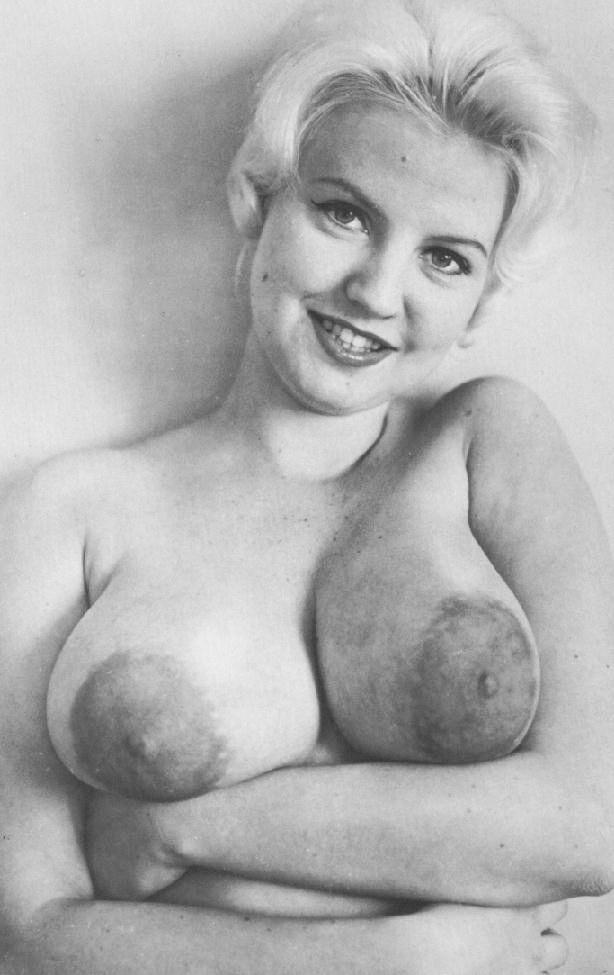 Big busty virginia bell solo 1950s vintage 5