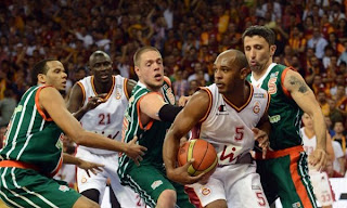 Banvit - Galatasaray final series 3rd match up