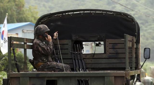North Korea  leader Kim Jong Un warns of war after exchange of fire with South Korea