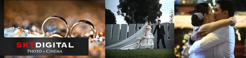 SKT Digital Productions - Wedding Photographer and Videographer in Bacolod City and Iloilo City