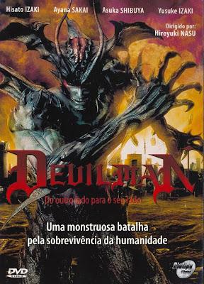 Devilman: O Filme - DVDRip Dublado