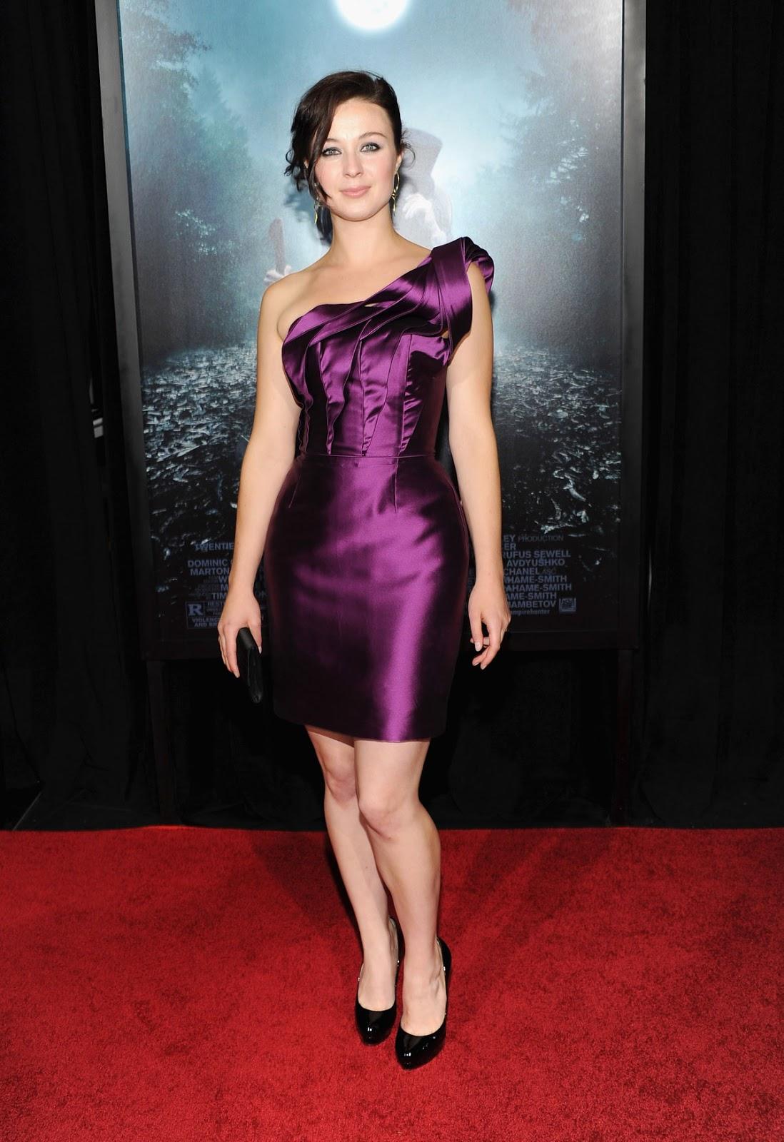 Abraham Lincoln Vampire Hunter actress Robin McLeavy HD Photos & Wallpapers