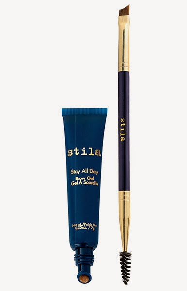 stila: Stay All Day Brow Gel & Brush - Caramel
