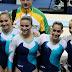Seleção feminina de ginástica está concentrada no Rio de Janeiro