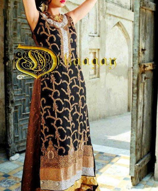 Party-Wear-Dresses-By-Pakistani-Designers