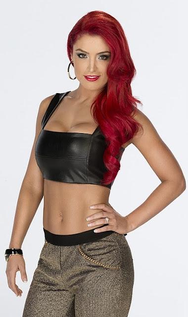 Eva Marie WWE Diva