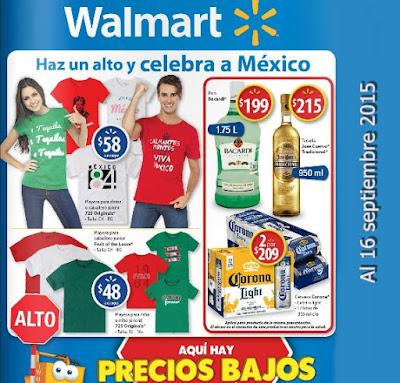 Catalogo Walmart Septiembre 2015