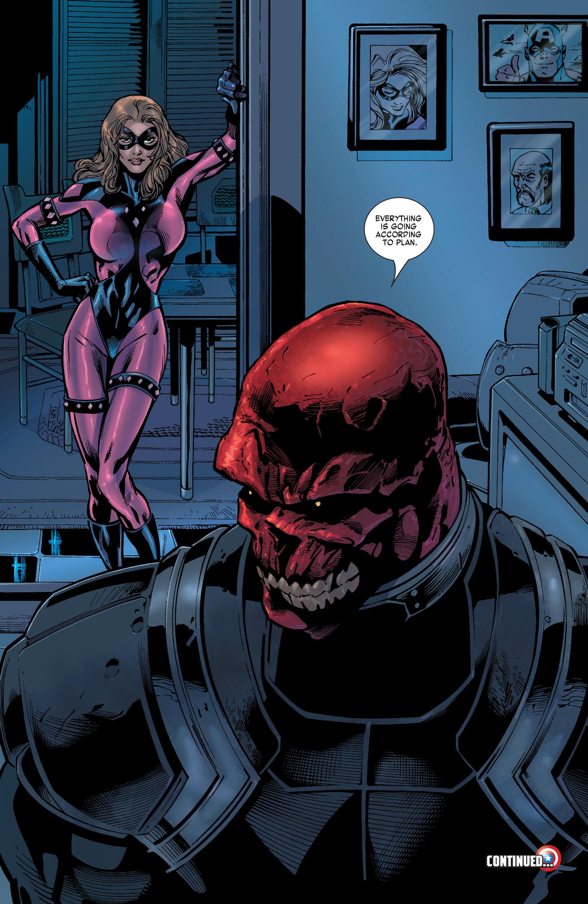 Captain America (2002) Issue #29 #30 - English 23