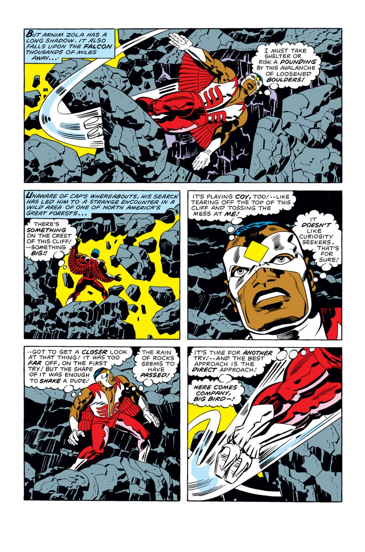 Captain America (1968) Issue #210 #124 - English 9