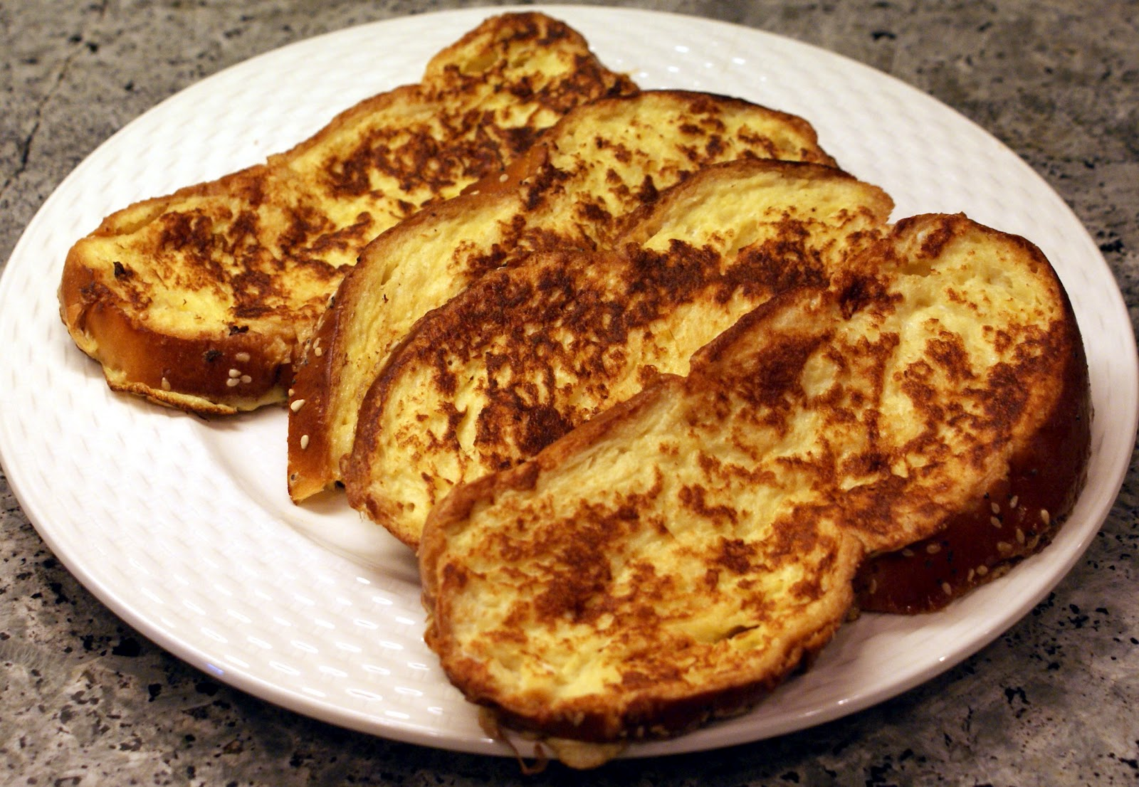 The Baker's Mann: Challah French Toast