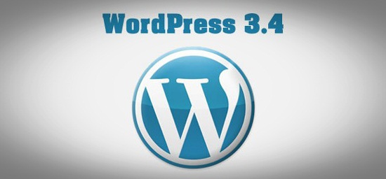 wordpress 3 4 green Kemaskini WordPress 3.4 Green