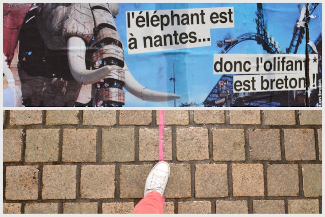 Nantes - la ligne rose